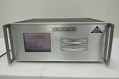 Atec 2200 Toxic Air Sampler