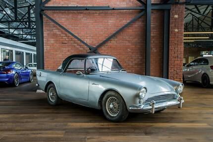 1962 Sunbeam Alpine Coupe Richmond West Torrens Area Preview