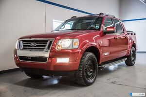 2010 Ford Explorer Sport Trac/ 4X4/ CUIR/TOIT Limited