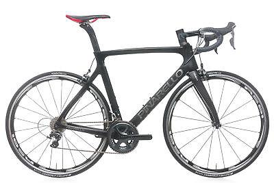 2017 Pinarello Gan RS Road Bike 56cm Large Carbon Shimano Dura-Ace