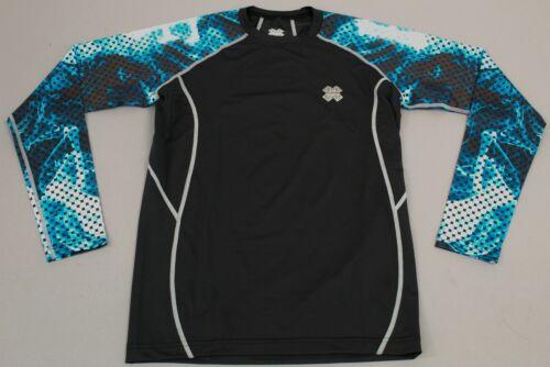 Fixgear Men's Compression Base Layer Long Sleeve Shirt SH3 M