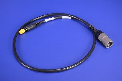 Cooper Din Military Audio Video Connector Jack Cable Metal Body Pn Gc329g2