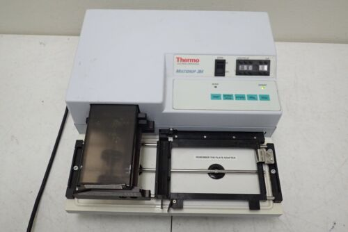 Thermo Electron Corporation Type 832 Multidrop 384 Microplate Dispenser #5840157