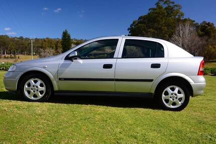 2001 Holden Astra Hatchback Taree Greater Taree Area Preview