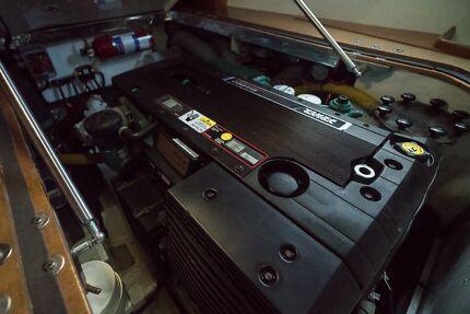 Volvo D4 260 HP Marine Engines