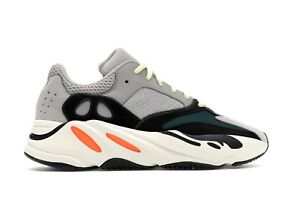 BRAND NEW Adidas Yeezy 700 Wave Runner Solid Grey DS Size 5