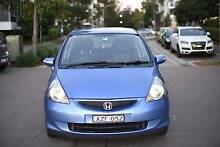 Honda Jazz 2006 auto hatchback only 65000 kilometres! Rhodes Canada Bay Area Preview