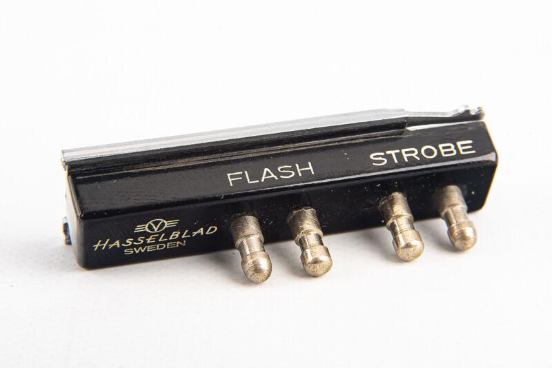Hasselblad Flash Strobe Sync Adapter for 1600F & 1000F Cameras V12