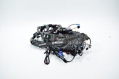 Land Rover Range Rover L405 LHD Navigation Wiring Loom LR061780 Genuine New