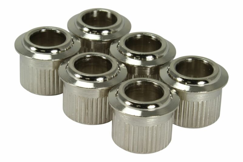 GOTOH 10mm Conversion Bushings Set of 6 Nickel