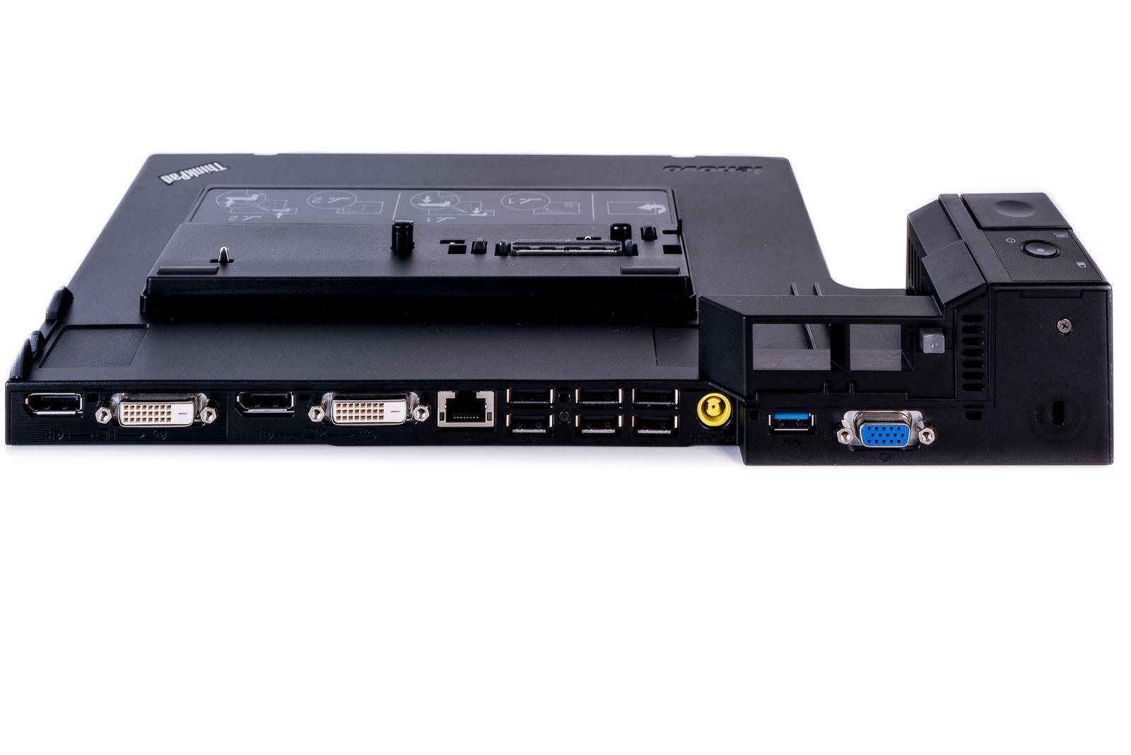 T410i A-WARE T510i T410 T420si Lenovo ThinkPad Mini Dock Series 3 Type 4337 ohne Schl/üssel f/ür ThinkPad T400s T510 T420s T410si T420i T410s T420