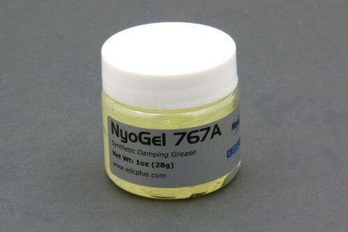 Nyogel 767A Synthetic Damping Grease 1oz Jar for HOTAS Joysticks