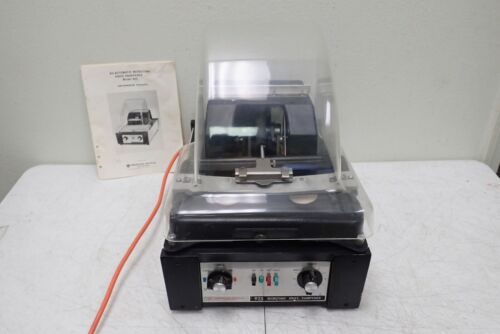American Optical AO Model 925 Microtome Knife Sharpener with Manuals