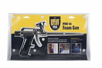 Great Stuff 99046685 Pro 14 Dispensing Foam Gun Silver