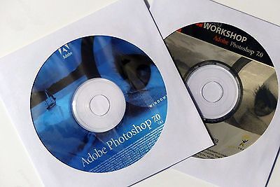 Adobe Photoshop 7 Full Version  7 0 1  For Windows  Video Training Workshop 7 0