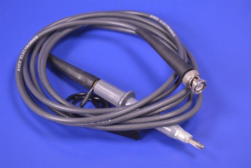 Avex API Series 1.5 Meter 510 Oscilloscope Probe 1X w/ Bannana Tip