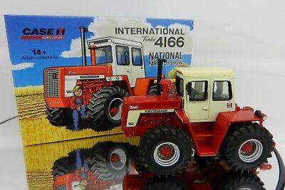 2018 TOY FARMER 1:64 ERTL *INTERNATIONAL HARVESTER* 4166 *4WD* Tractor *NIB*