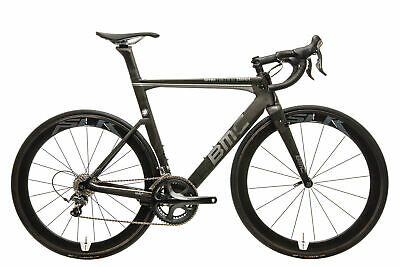 2014 BMC Timemachine TMR01 Road Bike 54cm Medium Carbon Shimano Ultegra 6700 10s