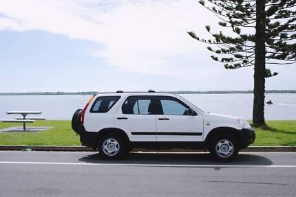 2003 Honda CR-V Wagon