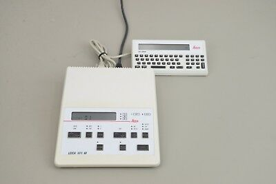 Leica Mps60 Mps 60 Photoautomat Microscope 35mm Camera Controller 12789 D22