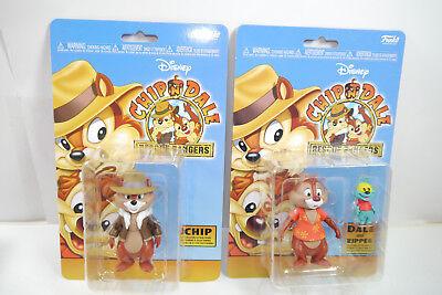 Disney Chip & Dale  Ahörnchen und Bhörnchen ca.7cm   FUNKO Neu (KB20)