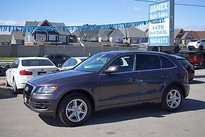 2011 Audi Q5 2.0T Premium MICHELIN TIRES | PANOROOF | ALLOYS