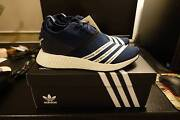 Adidas x White Mountaineering NMD R2 Navy and Black in size US9 Sydney City Inner Sydney Preview