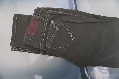 BLUE FIRE Nancy Tight Damen Stretch Jeans Hose G.36 28/32 W28 L32 khaki NEU AD29 segunda mano  Embacar hacia Spain