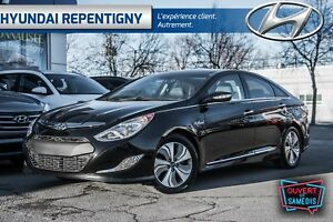 2013 Hyundai Sonata Hybrid LIMITED**TOIT PANORAMIQUE, MAGS 17''*