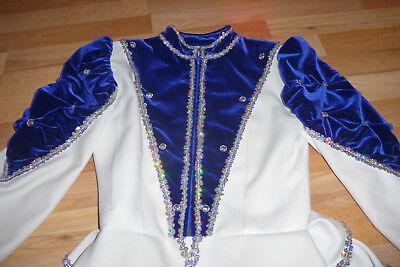 at Gardekostüm Solomariechen Tanzkleid Gardeuniform Gr. 36  (Strass Kostüme)