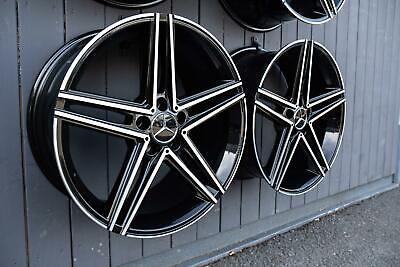 19 Zoll DM04 Felgen für Mercedes C Klasse W205 W204 T-Model Coupe Cabrio C63 AMG