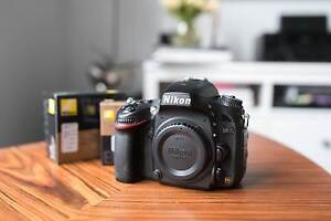 Nikon D610 dSLR Camera body Woolloongabba Brisbane South West Preview