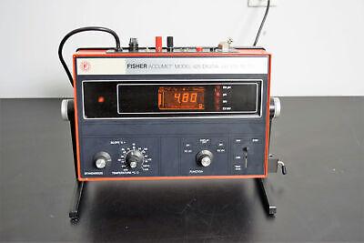 Fisher Analytical Accumet Model 425 Digital Ph Ion Meter