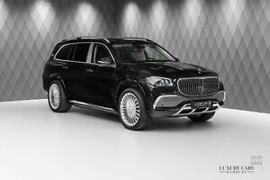 Mercedes-Benz GLS 600 Maybach BLACK/BROWN, 4 SEATS with COC!!!
