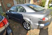 Mazda 6 2004 Dickson North Canberra Preview