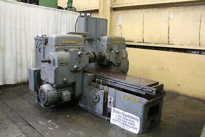 18 X 80 Cincinnati Model 420-184 Duplex Production Mill Yoder 67803