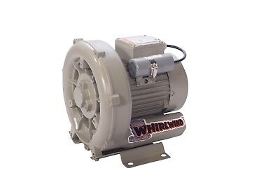 Septic Regenerative Blower 12 Hp 64 Cfm Dual Voltage1 14 Port 18 Mo Wty