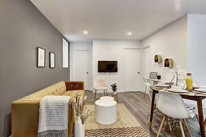 Furnished 4 1/2 Griffintown
