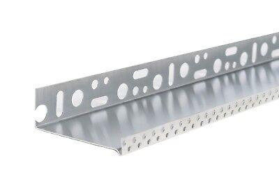 2.5mtr Aluminium Starter Tracks for 70mm External Wall Insulation X 5
