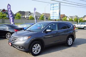 2014 Honda CR-V EX ACCIDENT FREE I LOW MILEAGE | SUNROOF | BL...