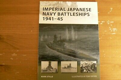 Osprey New Vanguard 146: Imperial Japanese Navy Battleships 1941-45