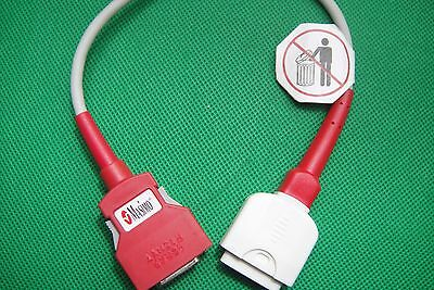 Masimo 2405 Rc 01 Rainbow Patient Cable 1Ft For 2219 2220 2221 2696 2697 Spo2