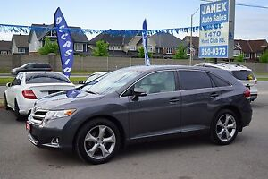 2014 Toyota Venza Accident free,dealer maintained