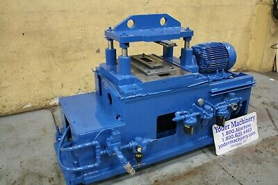 Tishken 4 Post Mechanical Cutoff Press Yoder 67390