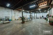 Makers and Workshop Spaces for lease Waterloo Inner Sydney Preview