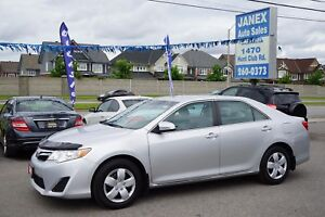 2013 Toyota Camry LE DEALER MAINTAINED | NEW BRAKES | NEW TIR...
