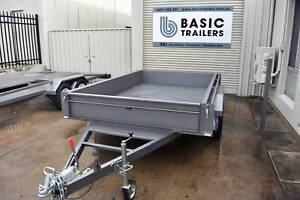 NEW 10X6 TANDEM TRAILER WITH BRAKES - AUSTRALIAN MADE Holden Hill Tea Tree Gully Area Preview