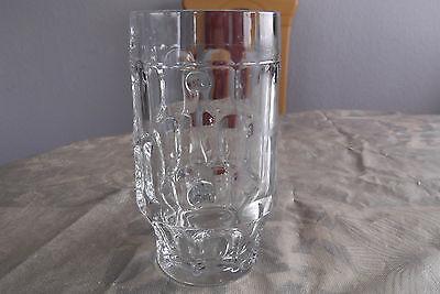 Bierglas, Glaskrug 0,4 Liter