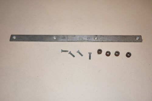 Newton B-100 Borer PARTS / #557 Bar for Gauge Blocks with Spacers and Screws