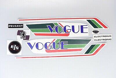 kit autocollant mobylette peugeot 103 VOGUE